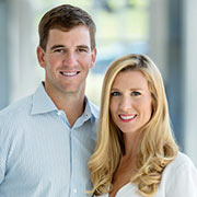 Abby and Eli Manning