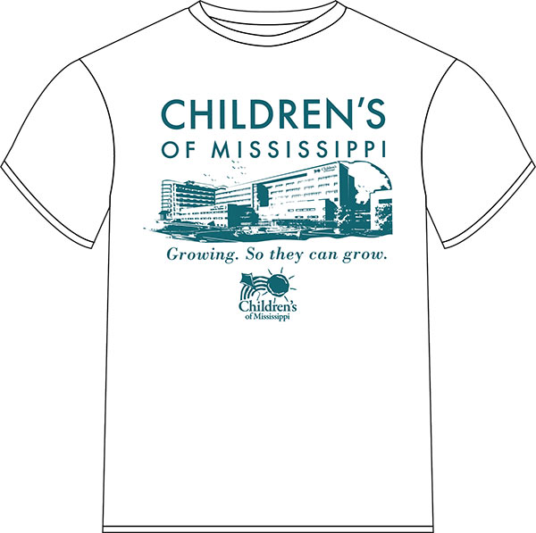Children's of Mississippi T-Shirt