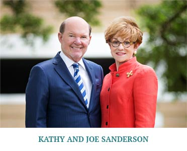 Kathy and Joe Sanderson